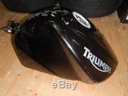 Triumph Street Gas Tank Gas Tank Triple Or Daytona 675 2009-2012