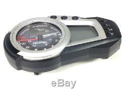 Triumph Street Triple 675 07-12 Speed Indicator Speedo Clocks
