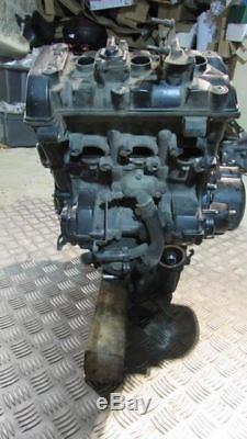 Triumph Street Triple 675 2014, Engine 28100 Km, Engine Complete 17563 Miles