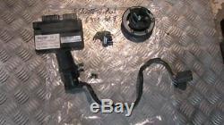 Triumph Street Triple 675 2014 Kit Lock, A Key, With Reservoir Plug
