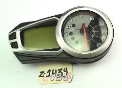 Triumph Street Triple 675 D67ld Bj. 2010- Speedometer Instruments