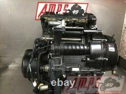 Triumph Street Triple 675 R Engine 2011-2012