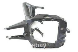 Triumph Street Triple 675 T2070453 T129091 Chassis With Documents And Set Ec Key