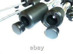 Triumph Street Triple 675 Until 2012 Protection Fall Buttons Rondelle Set 10