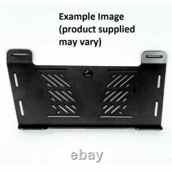 Triumph Street Triple 675/r Baggage Holder Enlargement Black By & (2013-16)