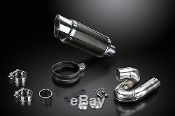 Triumph Street Triple 765rs 2017-19 Exhaust Silencer 200 Rondcarbone Track