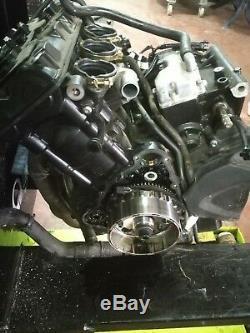 Triumph Street Triple Engine 675 2011 13698 Km