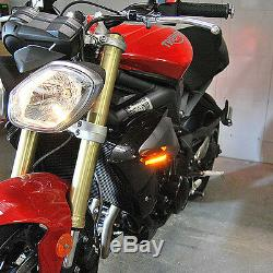 Triumph Street Triple Front Turn Signals New Rage Cycles