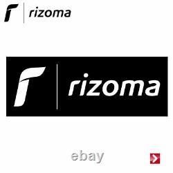 Triumph Street Triple R 2017 2018 Rizoma Bs132b Bs711b Black Retroviseur Radia