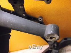 Triumph Street Triple R 675 D67ld Main Frame + Brief Ez. 14.4.2009
