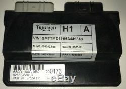 Triumph Street Triple R CDI Ecu Control Unit Engine Unit