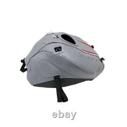 Triumph Street Triple R Steel/argent Embroidery/red Embroidery 2013/2019 Protects