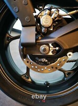Triumph Street Triple Wheel Plate Holder 765 2017-2020
