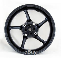 Wheel Rear Wheel Rear Wheel Rim To 13-14 Triumph Street Triple Daytona 675r