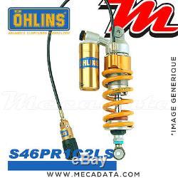 Amortisseur Ohlins TRIUMPH STREET TRIPLE 675 (2009) TR 608 MK7 (S46PR1C2LS)
