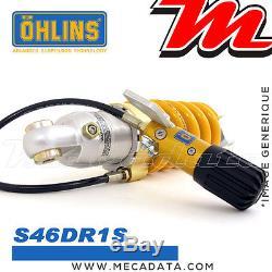 Amortisseur Ohlins TRIUMPH STREET TRIPLE 675 R (2009) TR 7800 MK7 (S46DR1S)