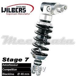 Amortisseur Wilbers Stage 7 Triumph Street Triple ABS L 67 LR Annee 13+