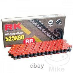 Chaîne RK 525XSO Pignon 16 Engrenage 47 Rer Triumph 675 Street Triple R