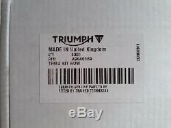Contrôleurs de pression de pneu Triumph A9640169 Tiger/Speed triple/Street tripl