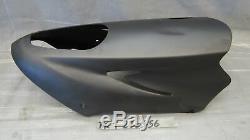 Coquille Cover Inférieure Moteur Belly Pan Triumph Street Triple 675 06 12 Gris