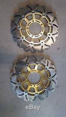 Destockage disques de frein Triumph 675 Daytona Street Triple