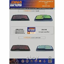 Filtre à air sport DNA pour Triumph Street Triple 765 RS ABS HD04 2020-2021