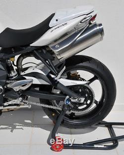 Garde Boue Lèche roue arrière ERMAX TRIUMPH STREET TRIPLE 675 2012 12