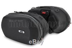 Givi Supports Laterales + Valises 3d600 Triumph Street Triple 675 2014 14