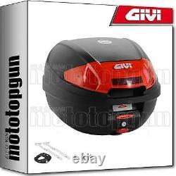 Givi Top Case E300n2 + Porte-paquet Triumph Street Triple 675 2009 09 2010 10