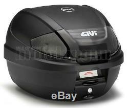 Givi Top Case E300nt2 + Porte-paquet Triumph Street Triple 675 2009 09 2010 10