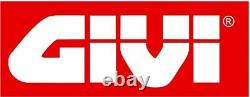 Givi Top Case E370nt + Porte-paquet Triumph Street Triple 675 2009 09 2010 10