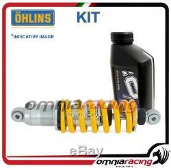 Kit Advanced huile et Mono Amortisseur Ohlins Triumph Street Triple 675R 0912