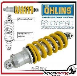 Mono Amortisseur Ohlins Street Perf S46DR1 Triumph Speed Triple 1050 0810