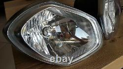 Phare avant Triumph 675 street triple 1050 speed triple headlight