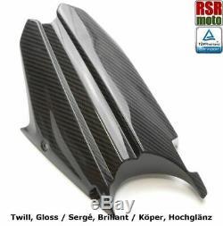 RSR Moto Triumph 675 Street Triple 100% Fibre de Carbone Garde Boue Arrière13-16