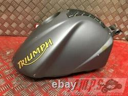 Réservoir Triumph 675 Street Triple R 2007 à 2010