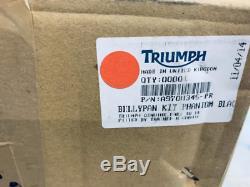 Sabot TRIUMPH STREET TRIPLE R 675 2013-2016