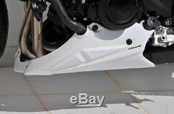 Sabot moteur (3 parties) Ermax Triumph 675 STREET TRIPLE /R 2013 13 Peint