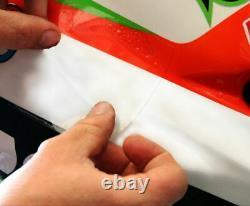 Seconde peau R&G RACING transparent Triumph Street Triple RS NEUF