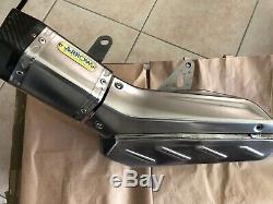 Silencieux Arrow A9600562 pour Street Triple 765 Triumph