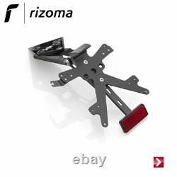 TRIUMPH Street Triple 2013 RIZOMA PT656B Noir Kit Numberplate FOX
