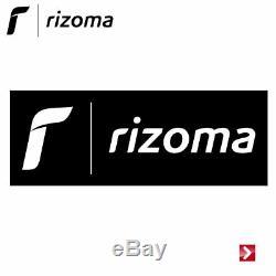 TRIUMPH Street Triple RX ABS 2016 2017 RIZOMA BS185A LP200B Argent Miroir mir