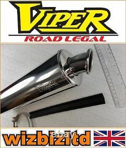 Triumph Speed Triple T509 1997-1998 Street Embout Échappement Alliage