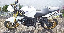 Triumph Street Triple 675 Rx 15-16 Bouchons Crash Champignons Bobines De Curseur